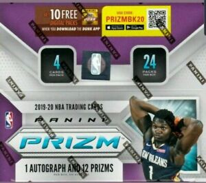 2019-20-NBA-Panini-Prizm-Retail-Box-Break-RANDOM-TEAM-each-spot-gets-1-team