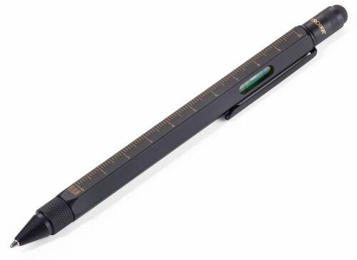 TROIKA CONSTRUCTION Kugelschreiber mit Lineal Ballpoint