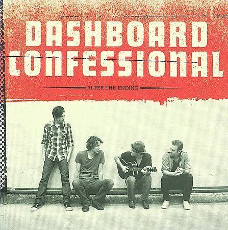 Alter the Ending by Dashboard Confessional (DGC) for sale ...
