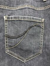 "HUGE MARKDOWN‼ Lane Bryant Size 24 Blue Jeans 31"" Length"