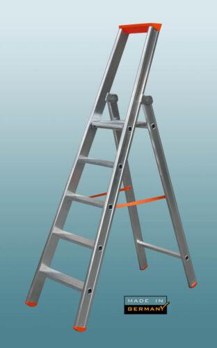 Poeschco Aluleiter Stehleiter Stufenstehleiter Poeschco Typ 330