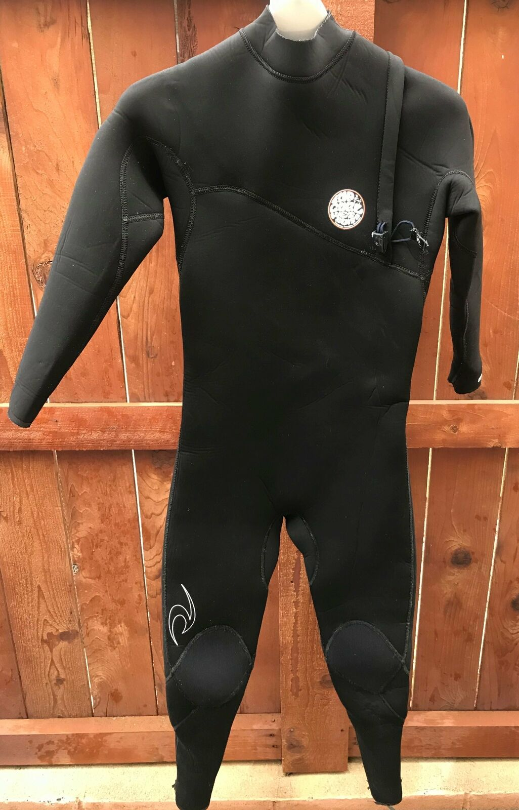 Rip Curl Flash Bomb Wetsuit 4 3mm SIZE  14 USED  here has the latest
