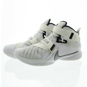 cce93fc84f00 Nike 749498-100 Mens Lebron Zoom Soldier 9 TB Basketball Shoes ...