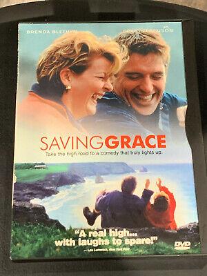 Saving Grace (DVD, 2000) Brenda Blethyn, Craig Ferguson ...