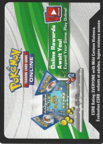 Pokemon Promo Code Card From 2017 Marshadow GX Tin