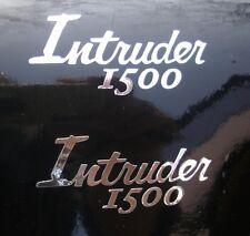 2x Aufkleber Sticker Suzuki Intruder 1500 #0431
