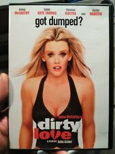 Dirty Love (DVD, 2005)