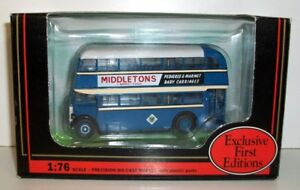 EFE-1-76-Scale-C16115-Leyland-PD2-Yarmouth-Transport-Classic-bus-1999