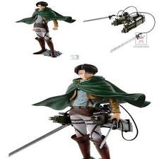 Attack On Titans Master Stars Piece Levi/'s Weapons Accessory PVC Figure