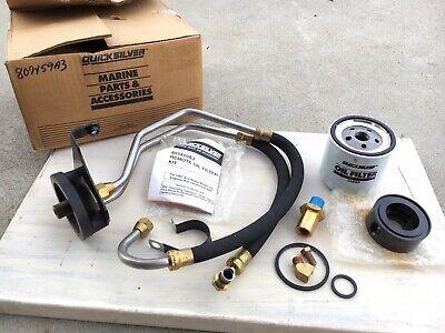 New Mercury Mercruiser Quicksilver Oem Part # 15969A 3 Fill Kit-Deck Oil