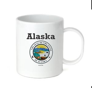 Coffee-Cup-Mug-Travel-11-15-oz-City-State-Country-Alaska-State-Seal-2018