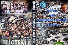 DVD ULTRAS NAPOLI ON TOUR IN CHAMPIONS LEAGUE 2011 -2012      CURVA A    