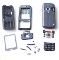 New Bla Full Housing+Keypad Sony ERICSSON W850 W850i+T6