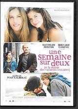 DVD ZONE 2--UNE SEMAINE SUR DEUX--SEIGNER/CAMPAN/CALBERAC