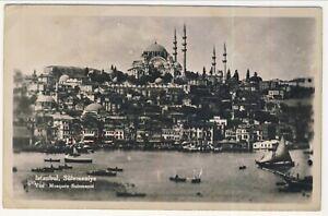 Postcard-Turkey-Austria-1953-Austrian-censorship