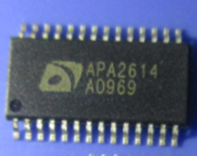 1X New ANPEC APA2020A TSSOP24 IC Chip