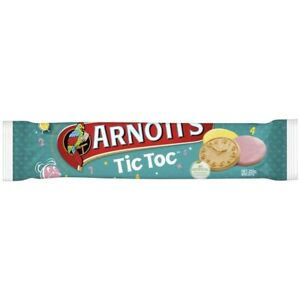 Arnott's Tic Toc Biscuits 250g
