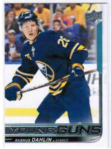 18/19 UD SERIES 1 HOCKEY YOUNG GUNS ROOKIE RC CARDS (#201-250) U-Pick From List