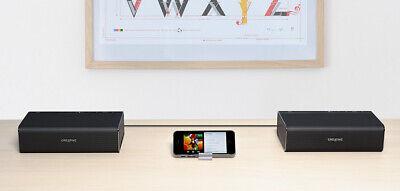2x Creative Sound Blaster Roar Sr20a Tragbarer Bluetooth-lautsprecher Nfc Um Sowohl Die QualitäT Der ZäHigkeit Als Auch Der HäRte Zu Haben