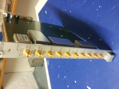 10 MHz TCXO und Distribution Ampifier