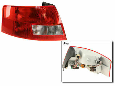 03 04 05 06 Audi A4 Cabriolet Left Taillight Assembly