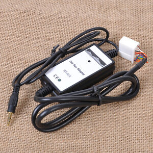auto cd aux adapter mp3 dvd audio kabel f r honda. Black Bedroom Furniture Sets. Home Design Ideas