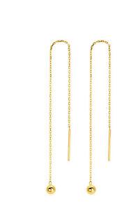 Boucles-d-039-oreilles-pendantes-en-or-jaune-18-carats-reference-3776