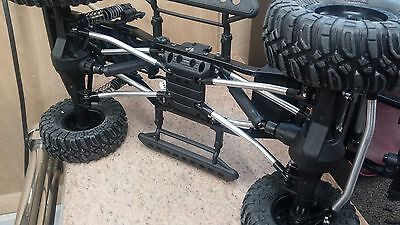 Axial Scx10 Dingo High Clearance Aluminum 4 Link Kit. 11.4 WB Dingo Only