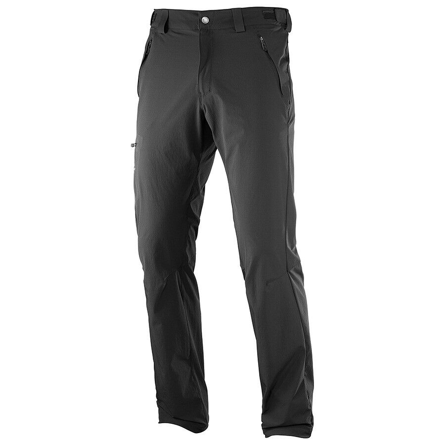 Pants by Mountain-Climbing Mountain Trekking Men's Salomon Wayfarer Pant M - Man