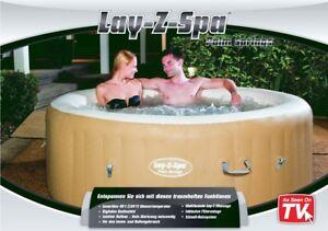 Bestway Whirlpool Lay Z Spa Palm Springs 54129 Ebay