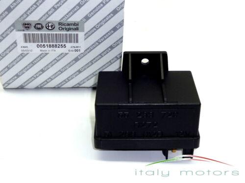 FIAT CROMA 1,9 2,4 D original glühzeit taxe périphérique vorglühsteuergerät 51888255