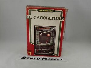 GIG-GIOCO-PORTATILE-IL-CACCIATORE-GAME-amp-WATCH-CONSOLE-HANDHELD-VINTAGE-TOY
