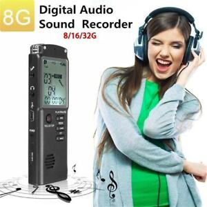8-32G-Rechargeable-Digital-Audio-Sound-Voice-Recorder-Pen-Dictaphone-MP3-Player