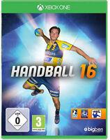 Microsoft Xbox - One Xbone Spiel Handball 16 2016 Neunew