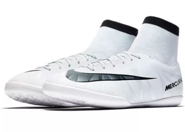 the best attitude 0097a 9c2b4 Nike Mercurial Victory VI Cr7 DF IC Men's Indoor Futsal Shoe 903611 Size 10
