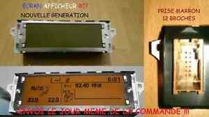 ecran-407-sw-afficheur-lcd-NEUF-LIVRAISON-RAPIDE-facile-a-monter