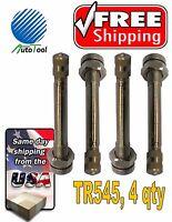 Tire Valve Stems Truck Metric Alcoa Tr545 / Tr-545 4 Qty.