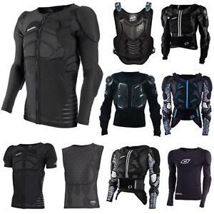 Oneal-protectores-chaqueta-pecho-tanques-chaqueta-moto-cross-FR-DH-proteccion-chaleco-MX-MTB