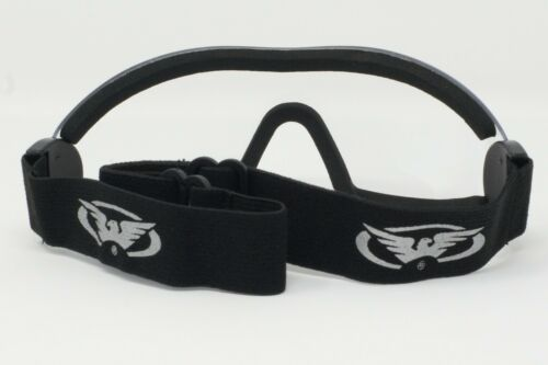 Nuovo Trasparenti Occhiali 4 Paracadutismo Caduta Libera Parapendio Sport Tasca