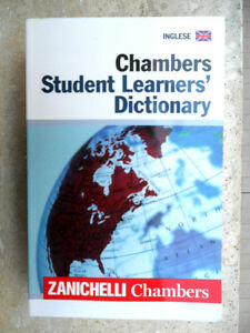 CHAMBERS STUDENT LEARNERS' DICTIONARY Zanichelli 2009 con cd-rom