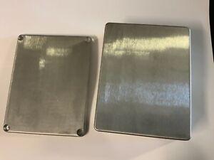 1590BB Diecast Aluminum Enclosure 4.72 x 3.7 x 1.3 inches