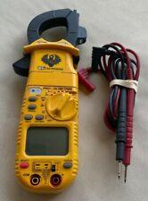 UEI Test Instruments DL389 TRMS Dual Display Digital Clamp-on Meter