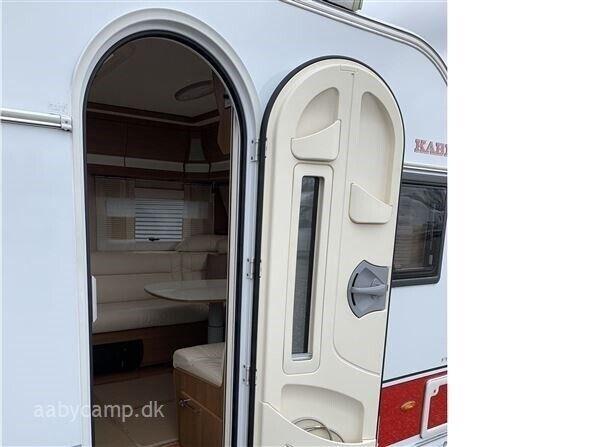 Kabe Royal 560 XL KS, 2014, kg egenvægt 1530