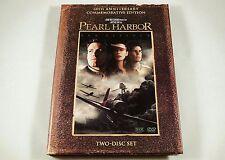 Pearl Harbor DVD 2-Disc 60th Anniversary Commemorative Edition Ben Affleck