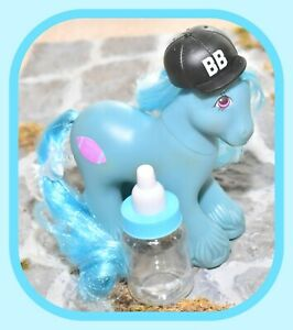 My-Little-Pony-MLP-G1-Vtg-Big-Brother-Ponies-Quarterback-Score-Football-Boy