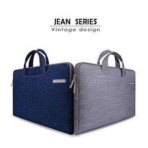 "Apple Macbook pro air 11"" notebook bag- Cartinoe fashion desgin Jean series"