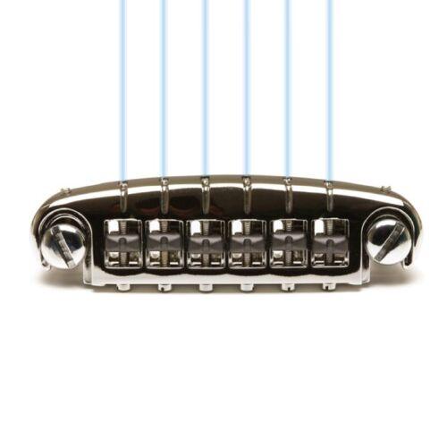 Graph Tech Ghost loaded Resomax NW1 Wraparound Bridge PN-8593-C0 Chrome