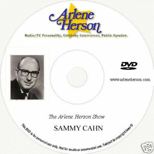 Sammy-Cahn-2-part-TV-Interview-1-hour-DVD