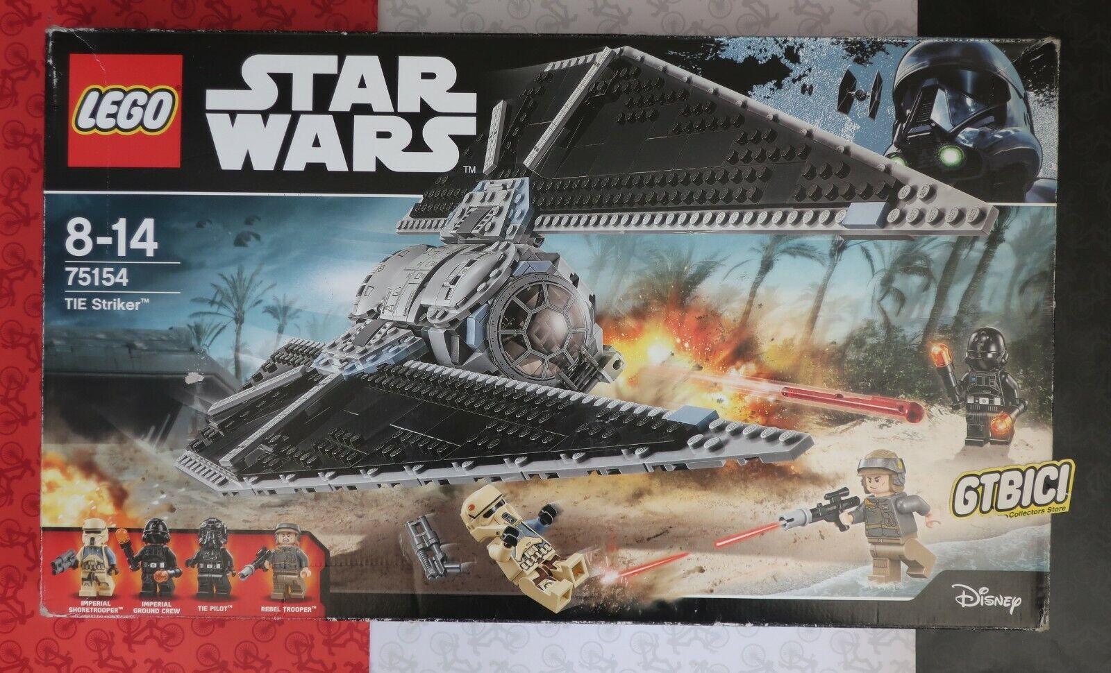 LEGO STAR WARS  `` TIE STRIKER ´´ Ref 75154 75154 75154  NUEVO A ESTRENAR 8e052f