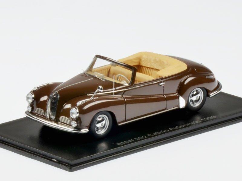 Neo  1 43  BMW 502 cabrio autenrieth 1956 neo46385